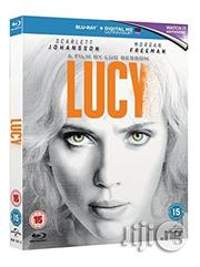Brand New Original Lucy (Blu-ray + DVD + Digital Hd) | CDs & DVDs for sale in Lagos State