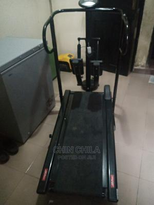 Treadmill Fitness With Twister and Stepper   Sports Equipment for sale in Rivers State, Obio-Akpor