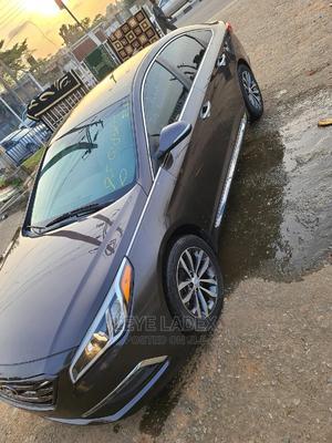 Hyundai Sonata 2015 Brown | Cars for sale in Lagos State, Ikeja
