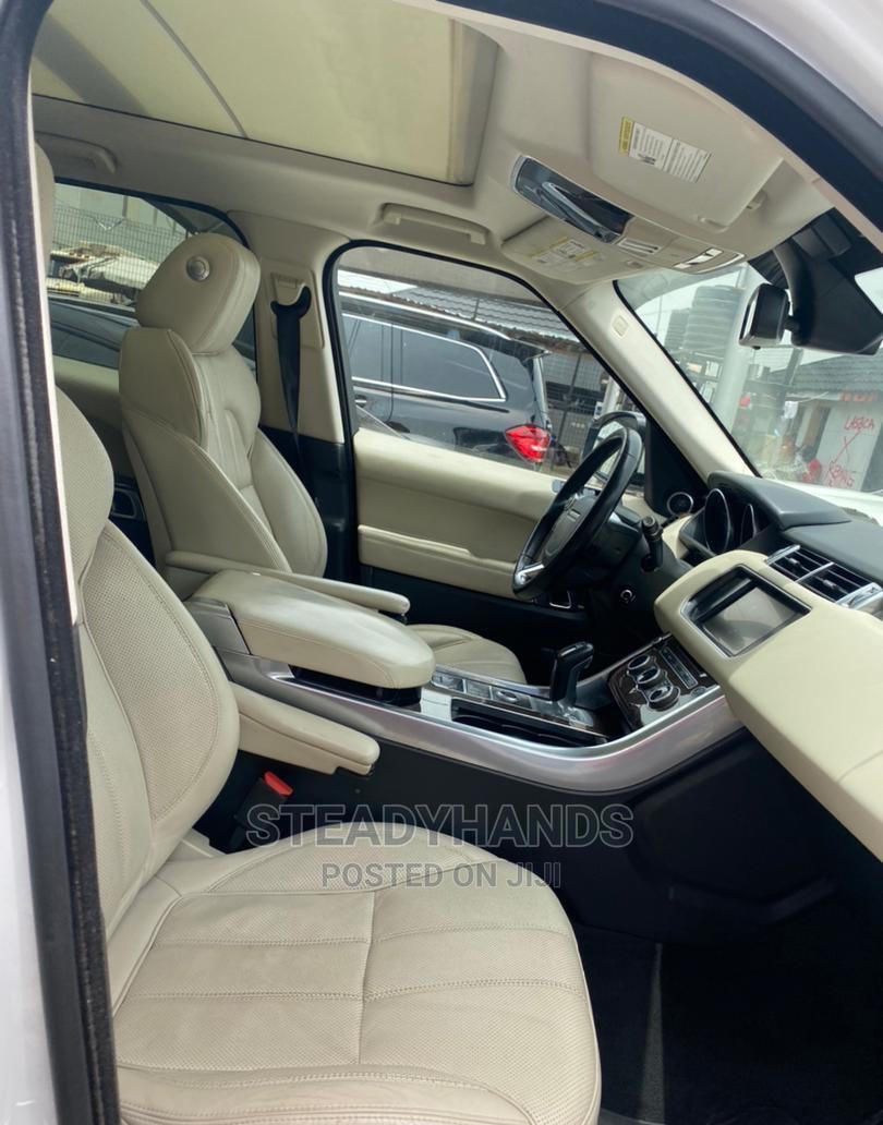 Land Rover Range Rover Sport 2014 White   Cars for sale in Lekki, Lagos State, Nigeria