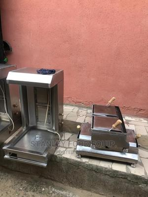Shawarma Machine With Toaster Grill   Restaurant & Catering Equipment for sale in Lagos State, Amuwo-Odofin