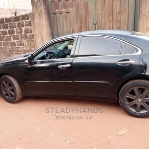 Lexus ES 2008 350 Black   Cars for sale in Enugu State, Nkanu West
