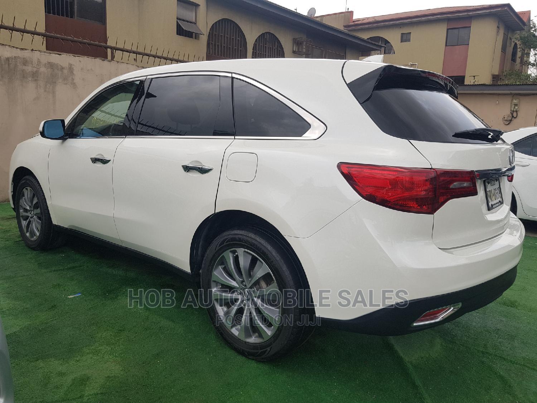 Archive: Acura MDX 2015 White