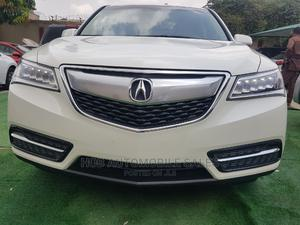 Acura MDX 2015 White | Cars for sale in Lagos State, Ikeja