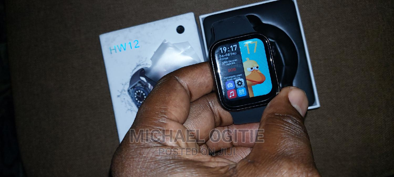 Brand New HW12 Dual Split Screen Smart Watch