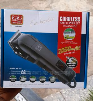 Rechargeable Clipper | Tools & Accessories for sale in Lagos State, Alimosho