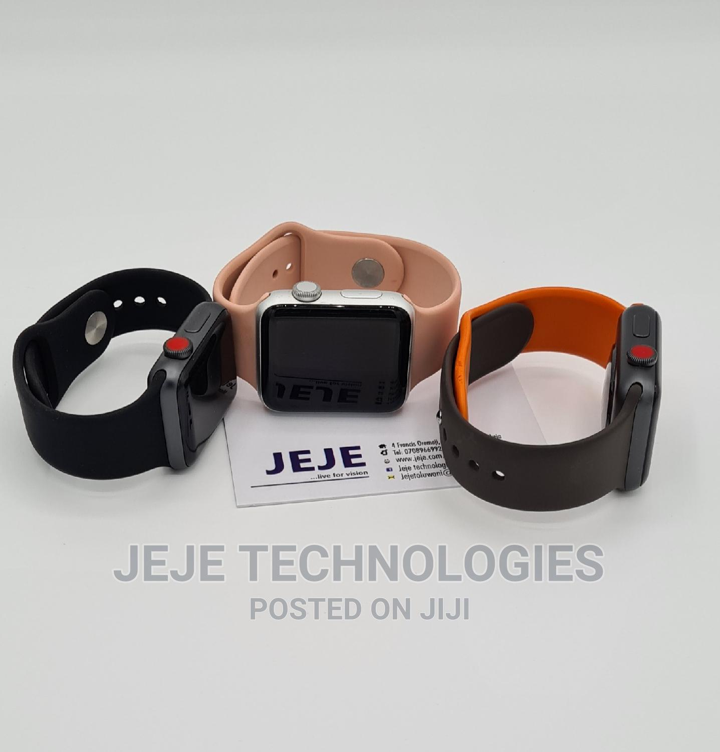 Apple Watch Series 3   Smart Watches & Trackers for sale in Ikeja, Lagos State, Nigeria