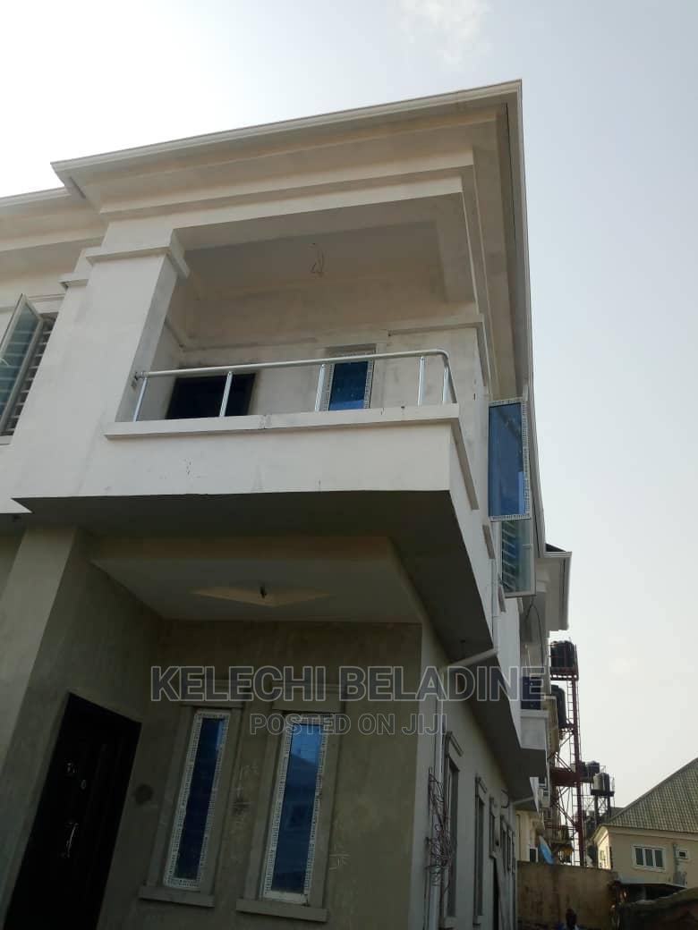 Newly Built 4 Bedroom Duplex For Sale at Divine Estate, Amuw