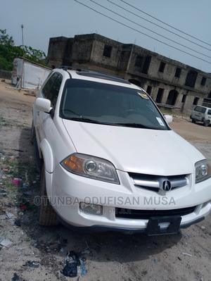 Acura MDX 2005 White | Cars for sale in Lagos State, Ibeju