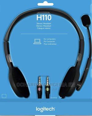 Logitech H110 Headset | Headphones for sale in Lagos State, Lagos Island (Eko)