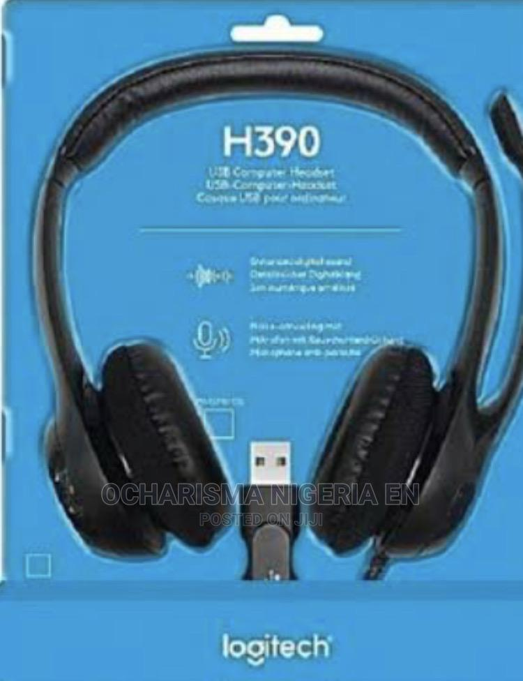 Logitech H390 Headset   Headphones for sale in Apapa, Lagos State, Nigeria