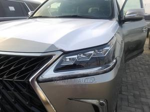 New Lexus LX 2020 570 Three-Row Gold   Cars for sale in Lagos State, Lekki