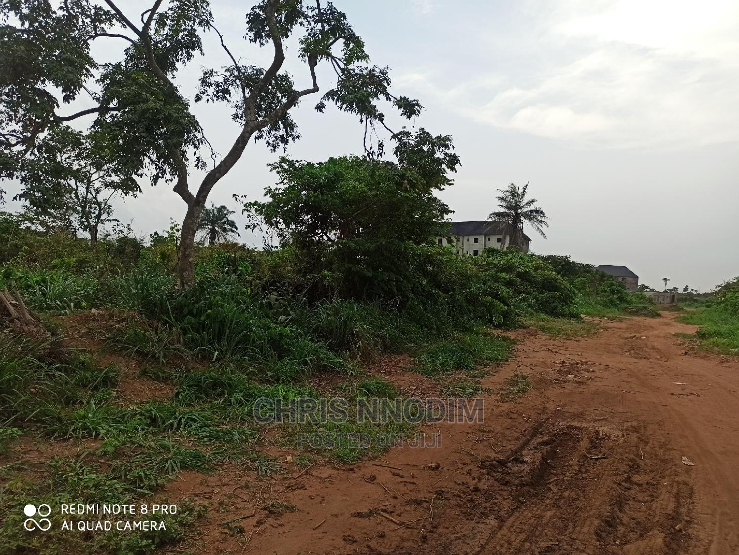 2 Empty Plot of Land for Sale