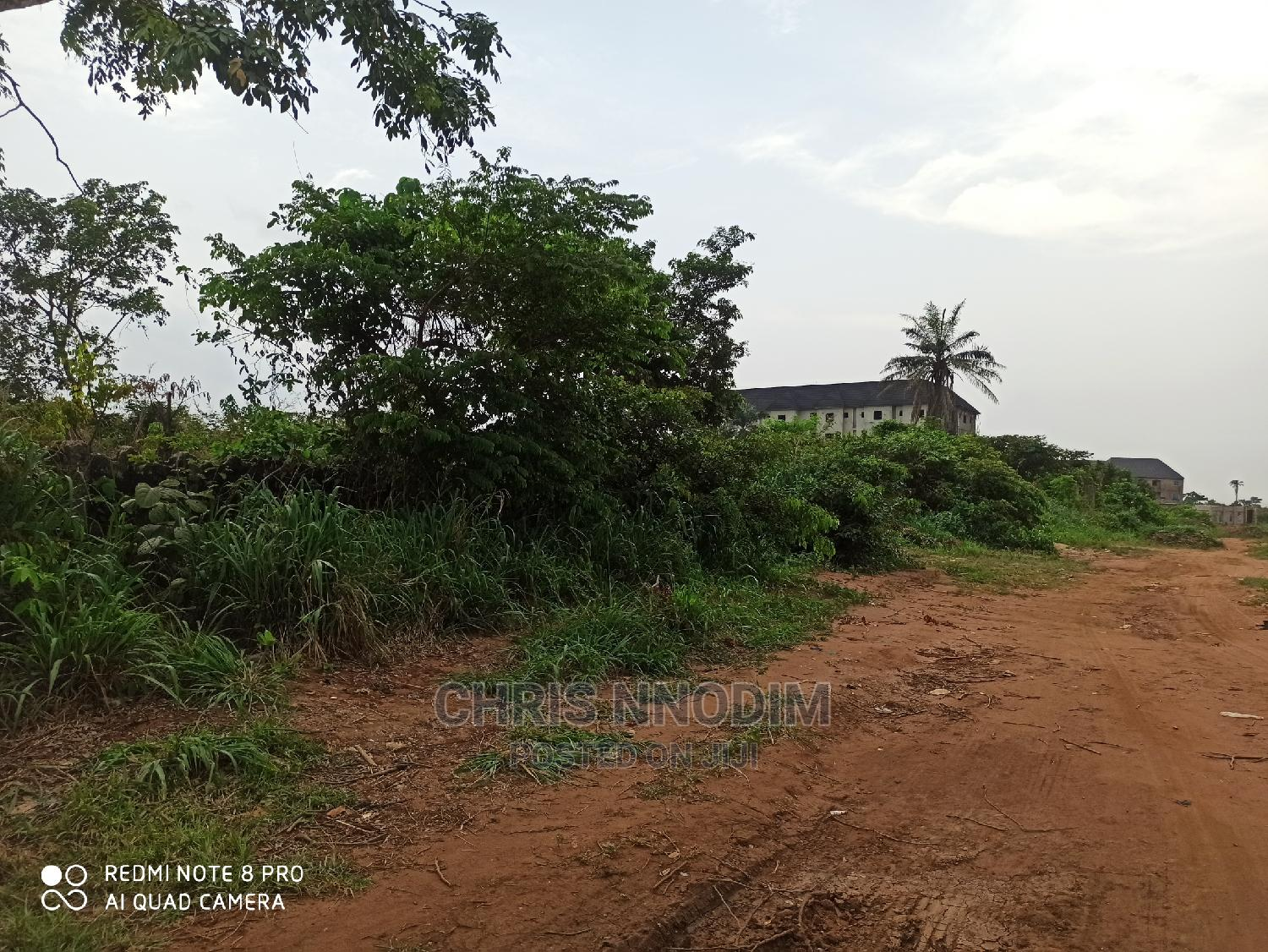 2 Empty Plot of Land for Sale | Land & Plots For Sale for sale in Owerri, Imo State, Nigeria