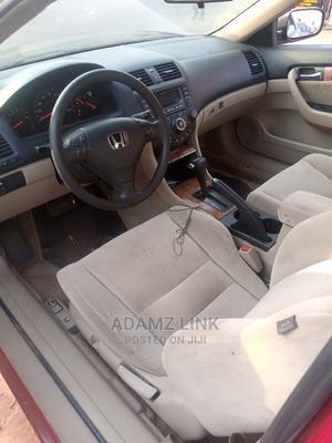 Honda Accord 2005 Red | Cars for sale in Enugu State, Enugu
