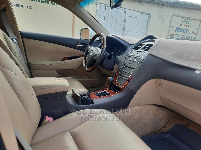 Lexus ES 2007 White | Cars for sale in Amuwo-Odofin, Lagos State, Nigeria