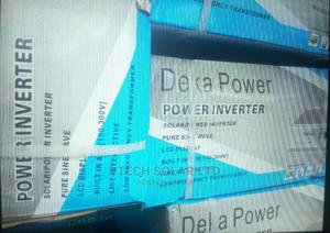 1.5kva Deka Power Pure Sine Wave Inverter With Charger | Solar Energy for sale in Lagos State, Ojo