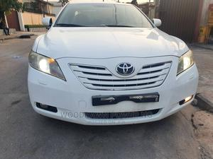 Toyota Camry 2007 White   Cars for sale in Lagos State, Maryland