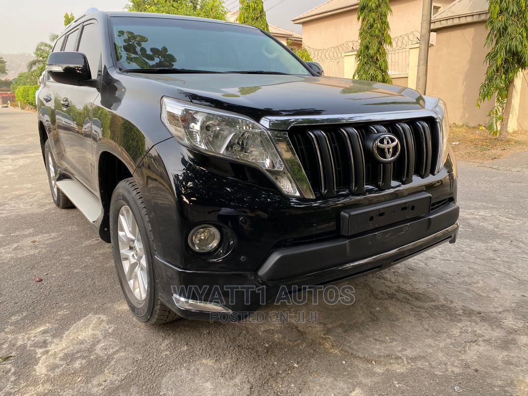 New Toyota Land Cruiser Prado 2017 VX Black