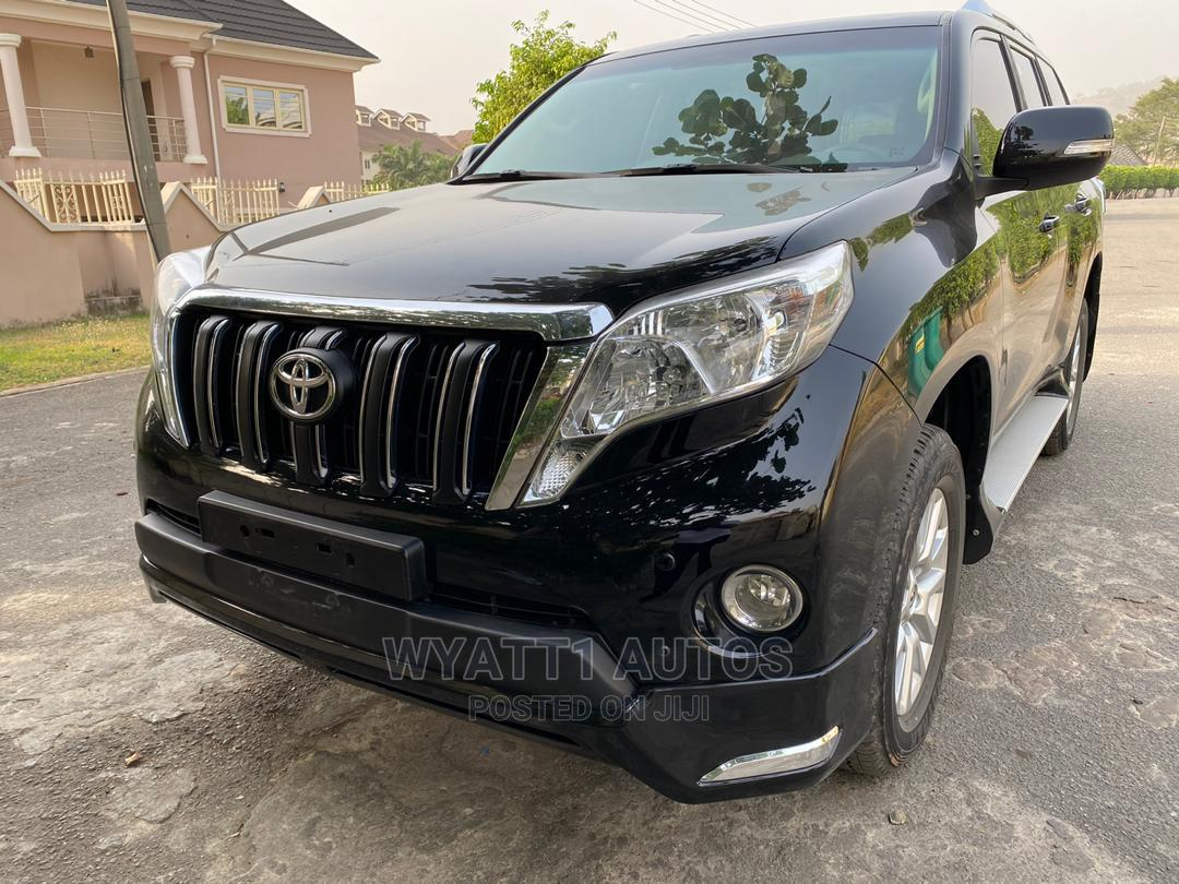 New Toyota Land Cruiser Prado 2017 VX Black   Cars for sale in Gwarinpa, Abuja (FCT) State, Nigeria