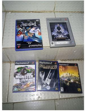 Original PS2 Cds (Used) | Video Games for sale in Lagos State, Ojodu
