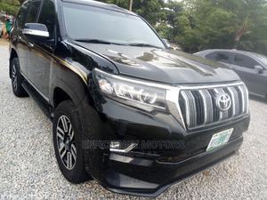 Toyota Land Cruiser Prado 2018 Black | Cars for sale in Abuja (FCT) State, Gwarinpa