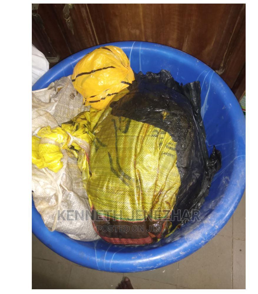 """""""Raw"""" Local Black (Traditional/Africa) Soap (50kg)   Bath & Body for sale in Ojodu, Lagos State, Nigeria"""