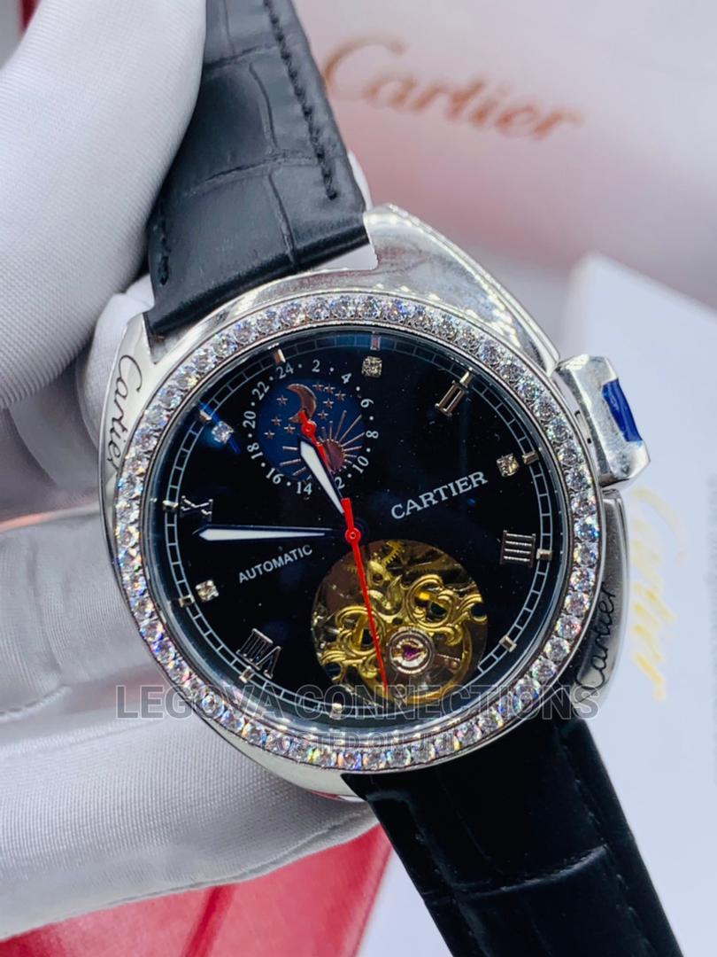 Original Cartier Wristwatch