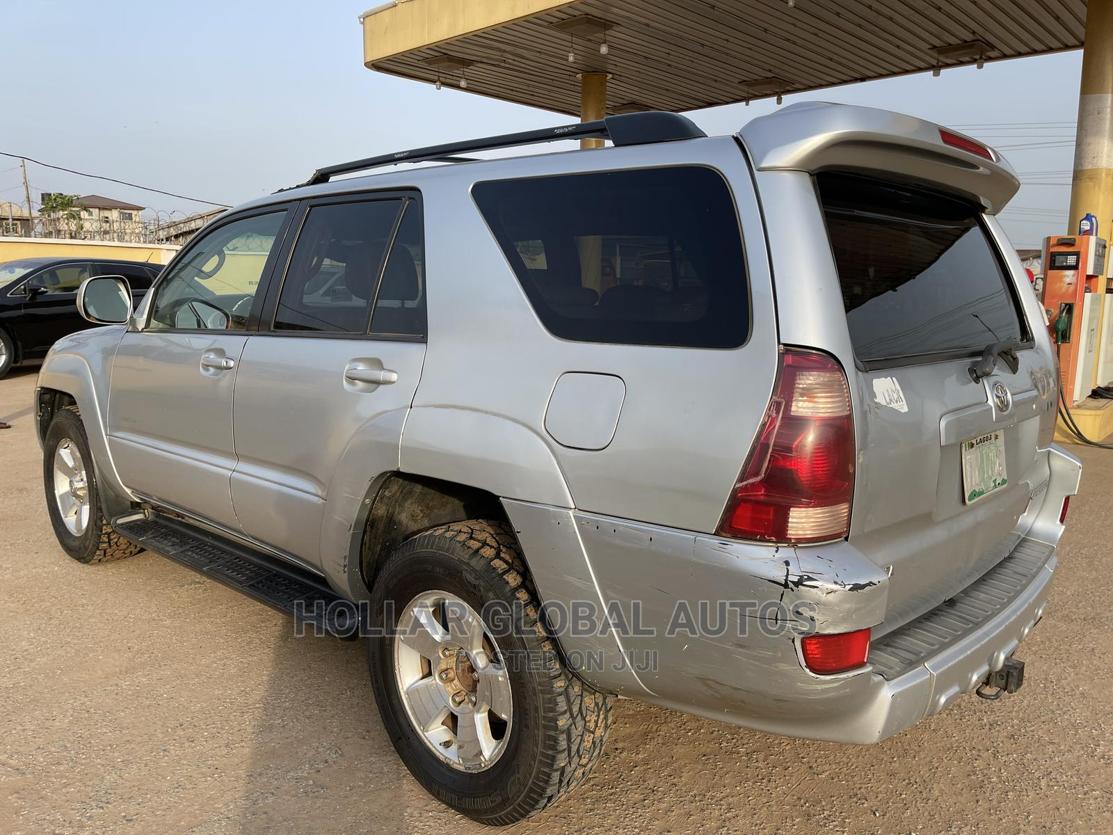 Archive: Toyota 4-Runner 2006 Silver