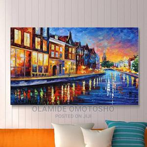 Oil-Painting 1pcs Canvas Wall Art   Home Accessories for sale in Lagos State, Abule Egba