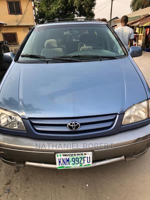 Toyota Sienna 2003 Blue   Cars for sale in Rivers State, Port-Harcourt