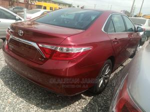 Toyota Camry 2016 Red | Cars for sale in Lagos State, Alimosho