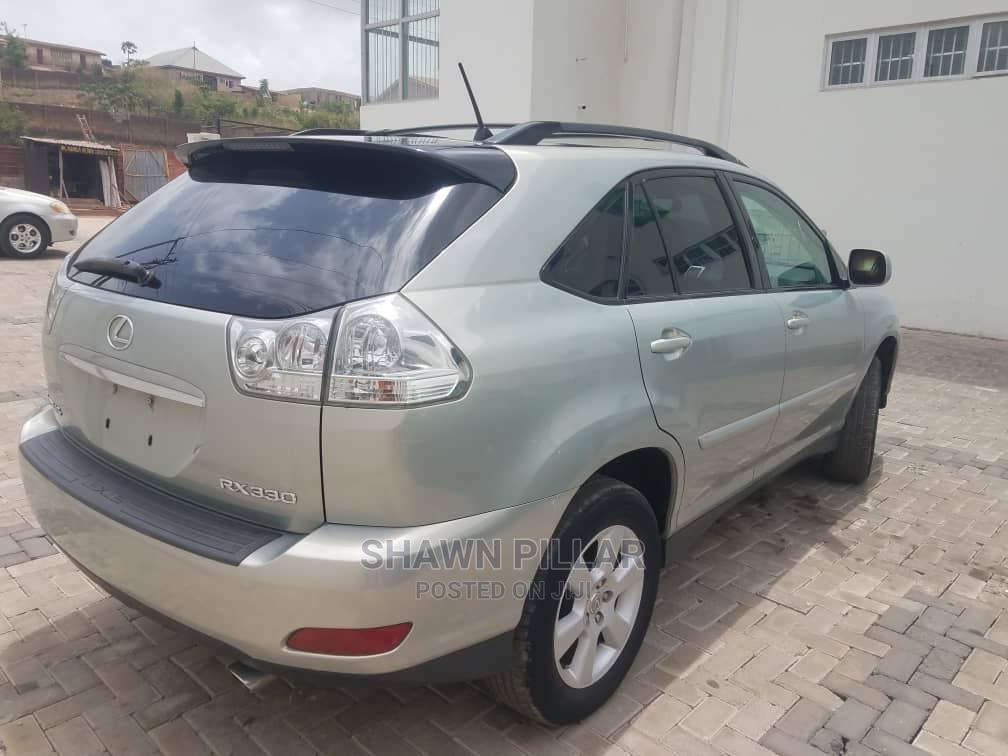 Lexus RX 2005 330 Silver | Cars for sale in Ibadan, Oyo State, Nigeria