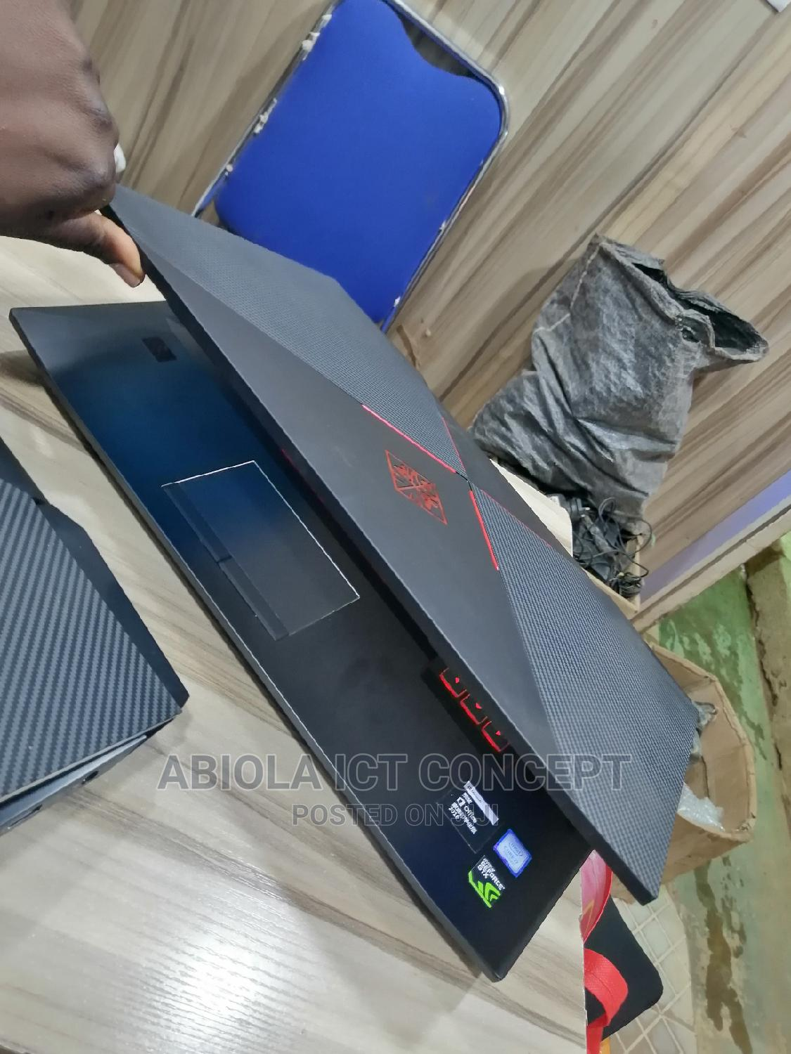 Laptop HP Omen X 17t 16GB Intel Core I7 SSD 1T | Laptops & Computers for sale in Wuse, Abuja (FCT) State, Nigeria