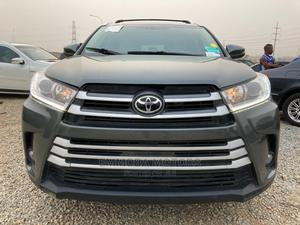 Toyota Highlander 2014 Green   Cars for sale in Abuja (FCT) State, Lugbe District