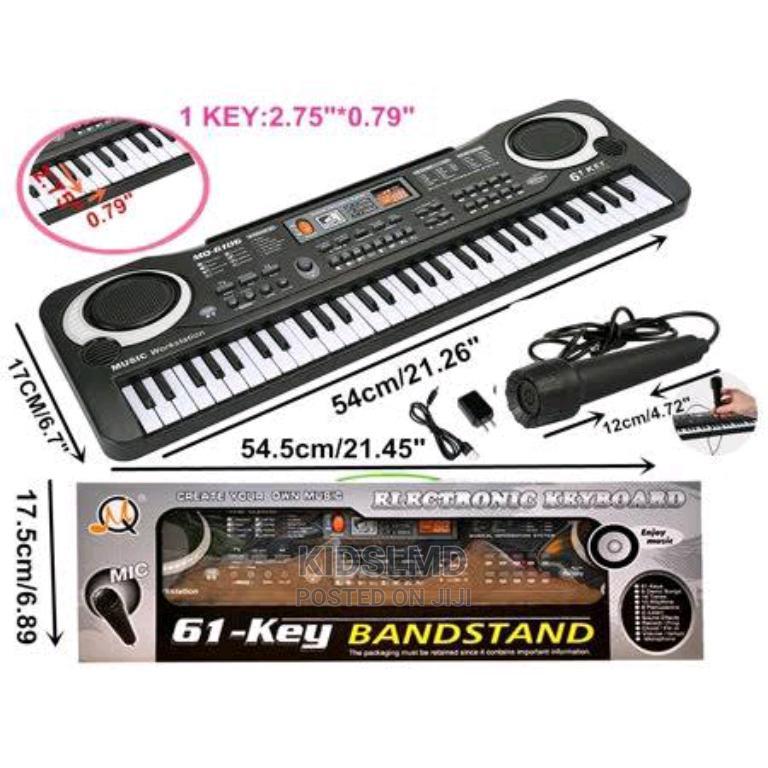 Kids Electronic Keyboard   Toys for sale in Apapa, Lagos State, Nigeria