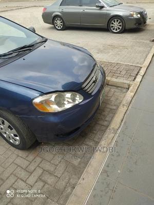 Toyota Corolla 2003 Sedan Blue | Cars for sale in Anambra State, Onitsha