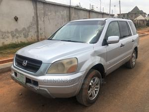 Honda Pilot 2008 EX 4x4 (3.5L 6cyl 5A) Silver | Cars for sale in Delta State, Oshimili South