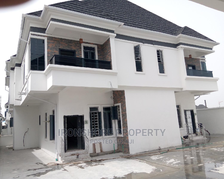Brand New 4 Bedroom Semi-detached Duplex For Sale