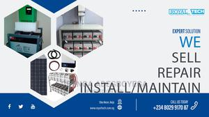 Solar and Inverter Installation, Repairs and Maintenance   Repair Services for sale in Lagos State, Ikeja