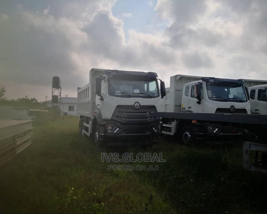 China Trucks Brand New