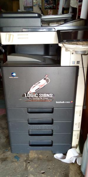A3 Fairly Used C353 Direct Image Printer | Printers & Scanners for sale in Lagos State, Ojo