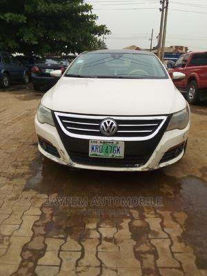 Volkswagen CC 2009 White   Cars for sale in Lagos State, Ikorodu