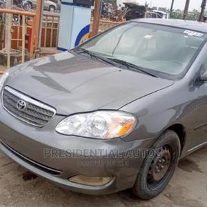 Toyota Corolla 2005 Gray   Cars for sale in Lagos State, Ikotun/Igando