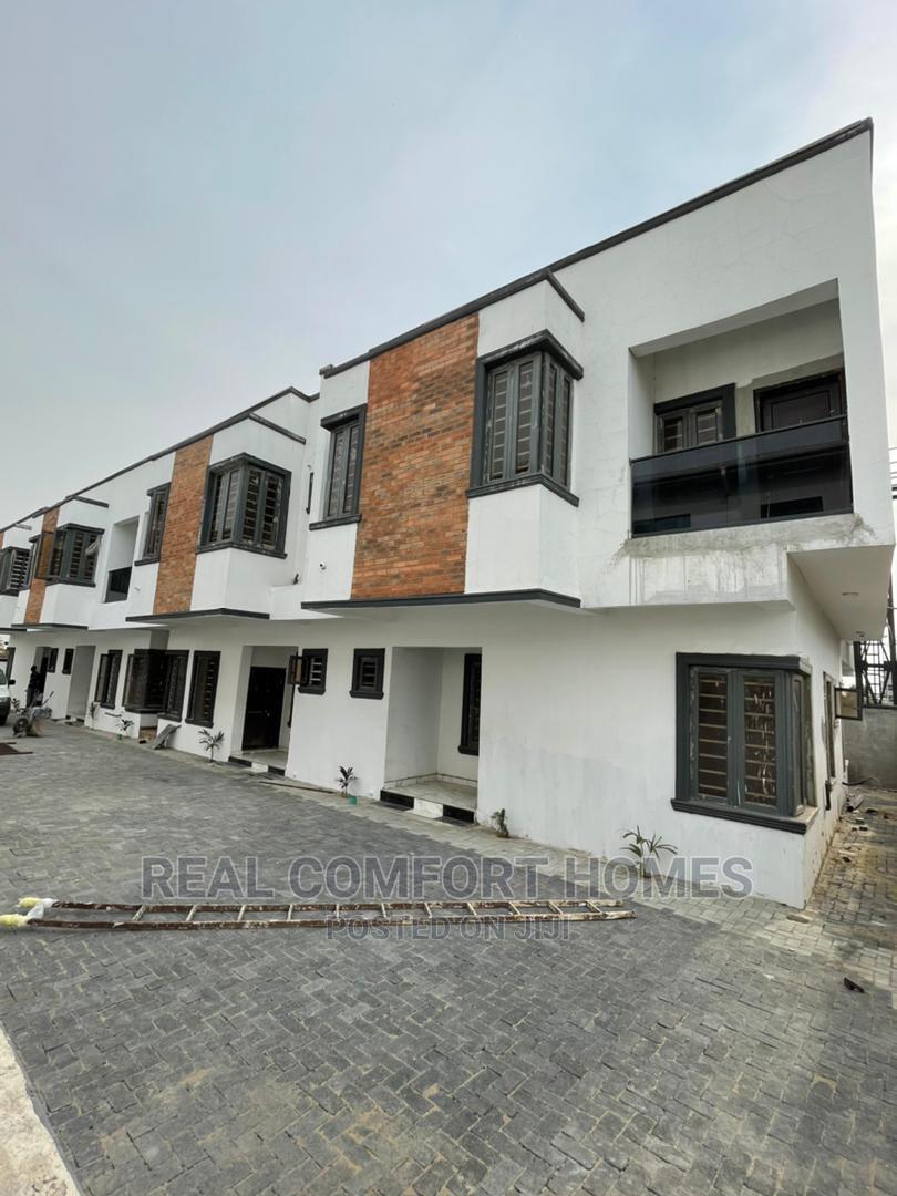 36M Luxury 3 Bedroom Ajah Terrace Duplex for Sale