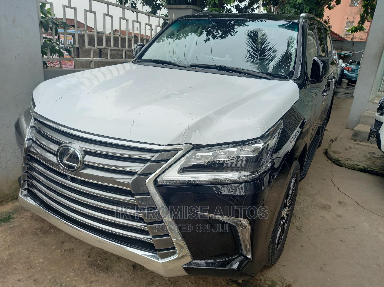 Lexus LX 2019 Black | Cars for sale in Ikeja, Lagos State, Nigeria