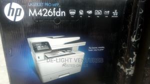 HP Laserjet Pro MFP M426fdw   Printers & Scanners for sale in Lagos State, Ikeja
