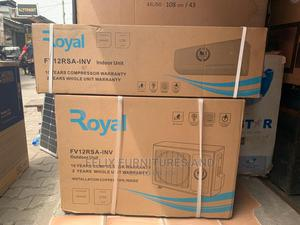 Royal 1.5hp Split Unit Air Condition   Home Appliances for sale in Lagos State, Ojo