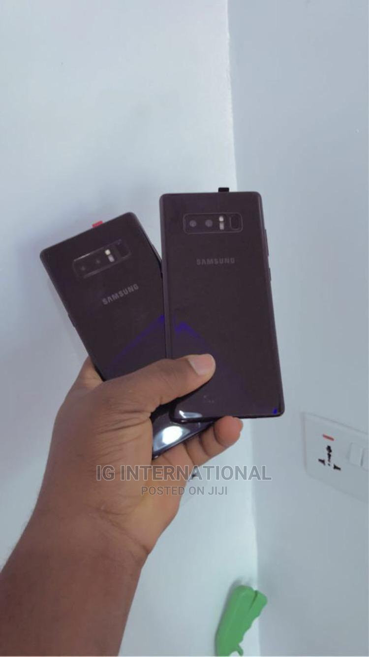 Samsung Galaxy Note 8 64 GB | Mobile Phones for sale in Ikeja, Lagos State, Nigeria