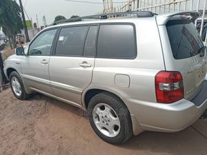 Toyota Highlander 2005 Limited V6 Silver | Cars for sale in Lagos State, Ikeja